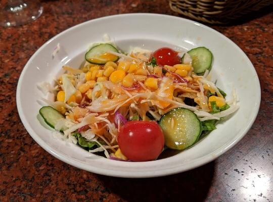 たんとのサラダの写真