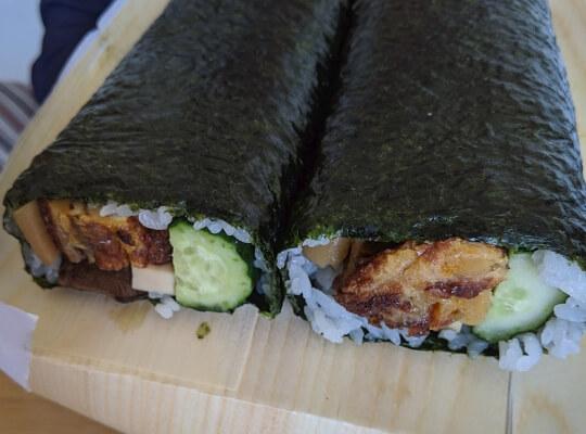 天船巻き寿司の写真