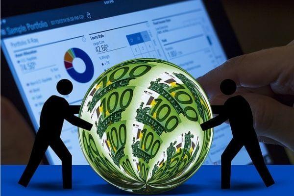 金融の写真