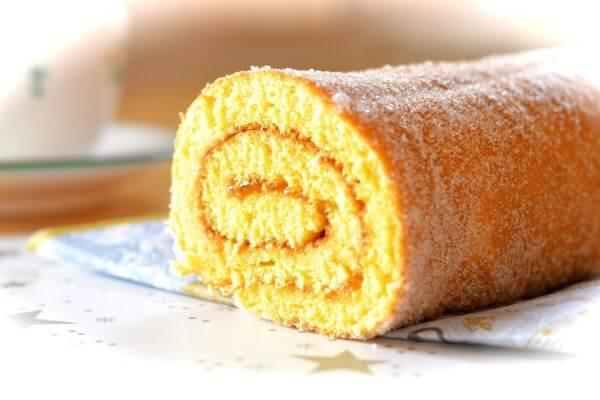 マーマーレードケーキの写真