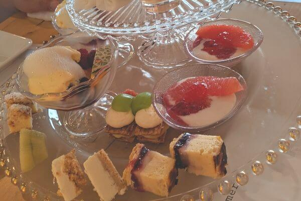 ミニケーキの写真