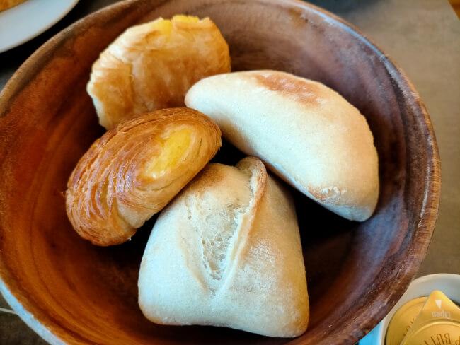 ピエナの朝食パン