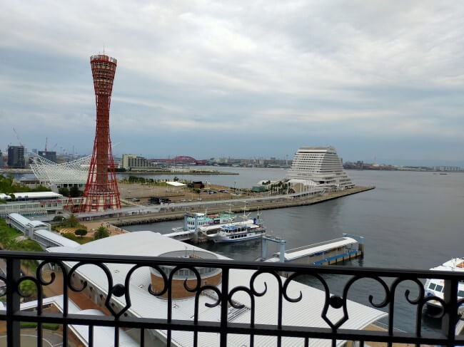神戸の海の写真