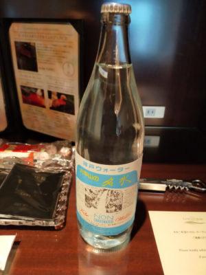 水の瓶の写真